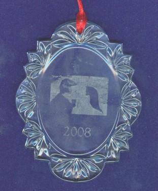 902 Portrait Christmas Ornament