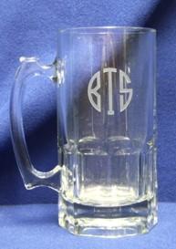 Glass Mug Engraving