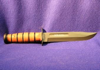 USMC Knife Engraving