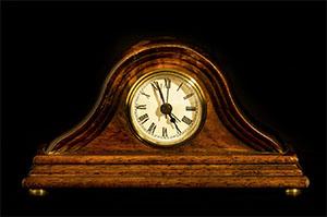 Clock Engraving